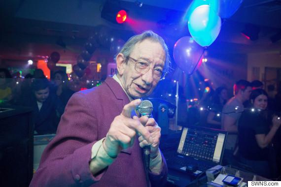 Nightclub legend DJ Derek who went missing in the Summer of 2015