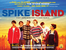 Spike Island Movie Poster
