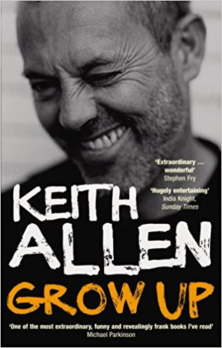 keith allen grown up