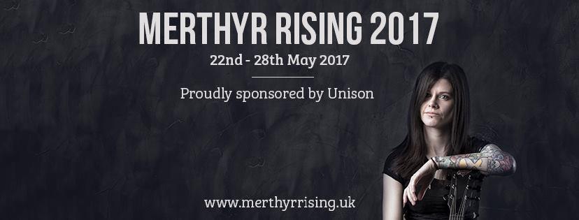 merthyr rising cover