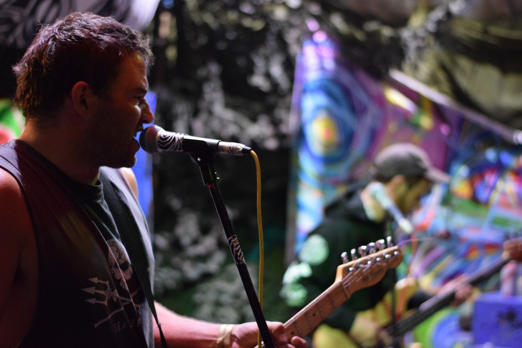 inner terestrials at Surplus fest 2015