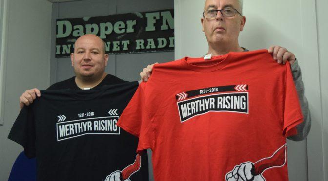 LISTEN AGAIN: Iguana Radio Show # 170 – Merthyr Rising Special