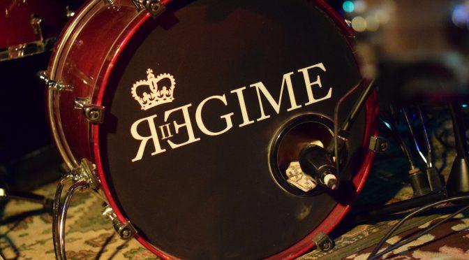 REGIME LIVE: Cwmcarn Hotel 22/06/18